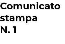 Autocerta - Comunicato stampa n.1